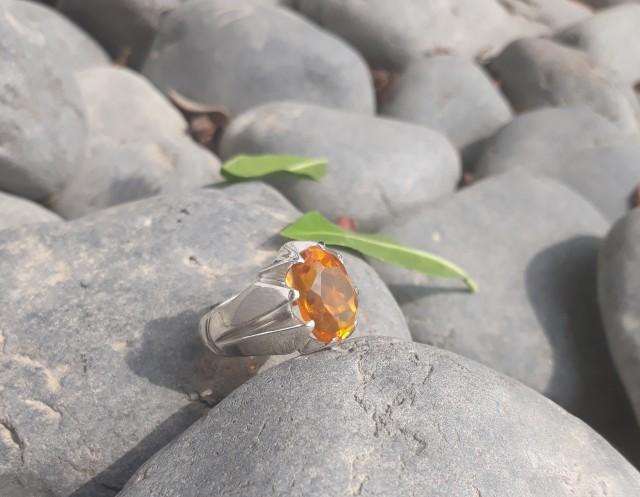 خواتم احجار كريمه طبيعية يمني