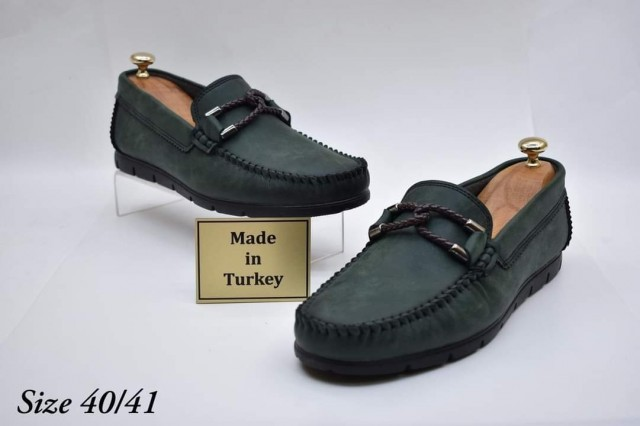 حذاء طبيعي صناعه تركي