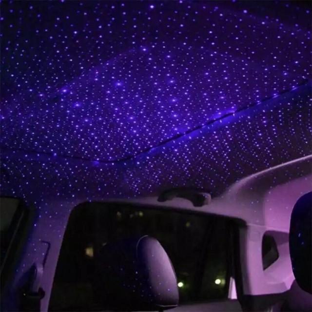 ليزر إضاءة لسقف السيارة او الغ