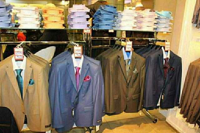 ملابس رجالية