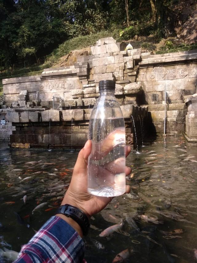 Al kali water