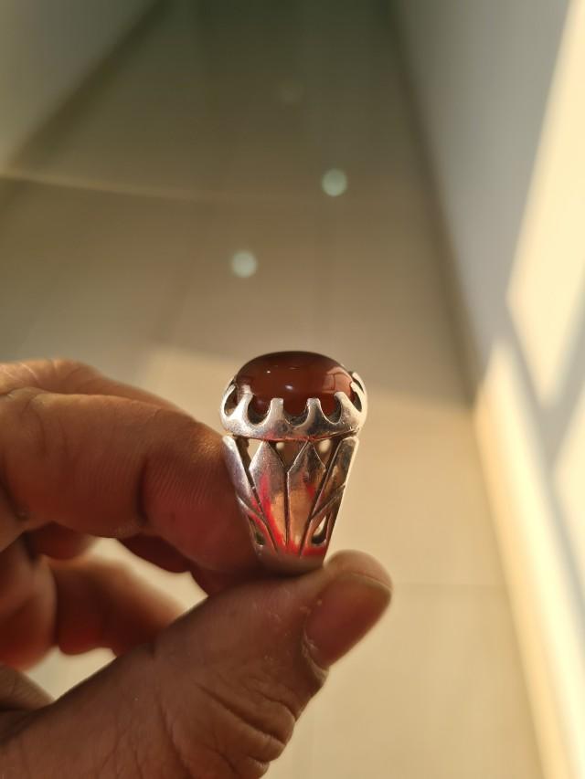 خاتم عقيق يماني