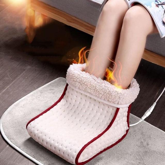 جهاز تدفئة القدمين الجديد كليا