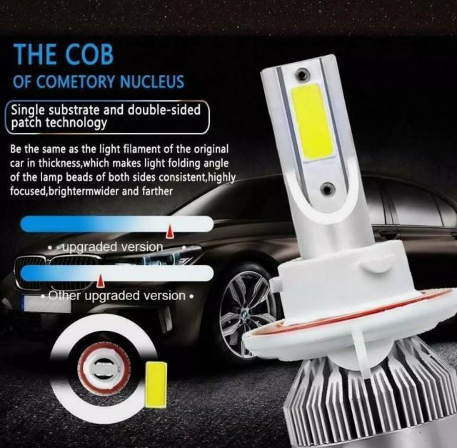 ليتات LED لجميع السيارات 