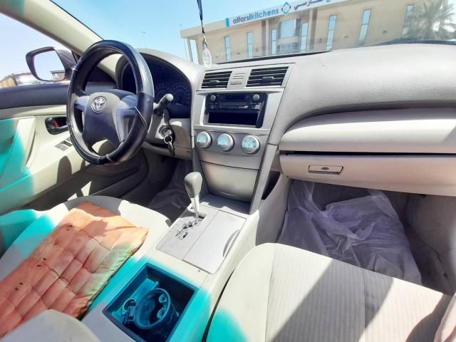 Camry model 2011