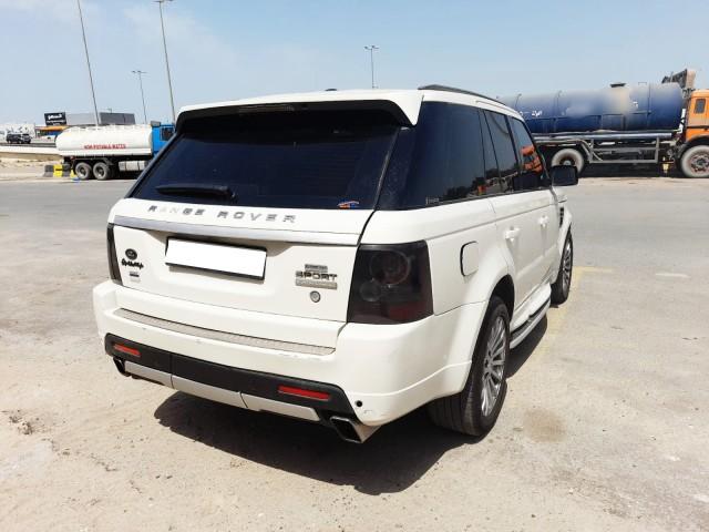 Range Rover model 2009