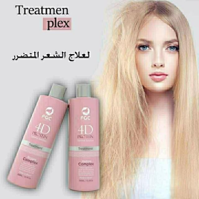 بروتين معالج الشعر