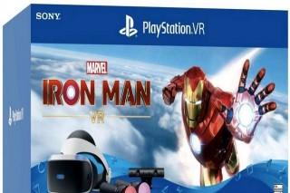 بلاي ستيشن في آر VR جديدة بالكرتون مع كاميرا ونظارة ويدات تحكم ولعبة