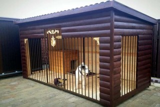بيوت للكلاب والقطط