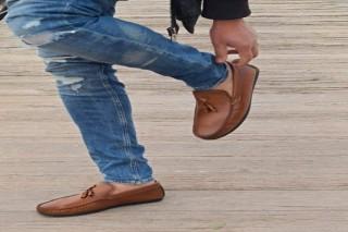 حذاء رجالي تركي