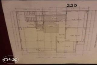 شقة بالزهور الجديدة 220