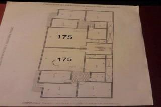 شقة بعد كوبري الفحص175م
