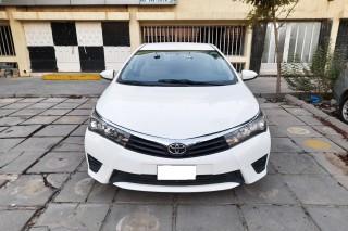 Toyota Corolla model 2014