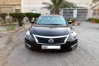 Nissan Altima model 2014