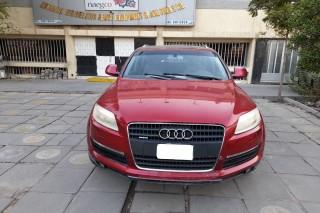 Audi Q7 model 2009