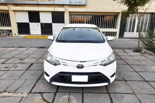 Toyota Yaris model 2016