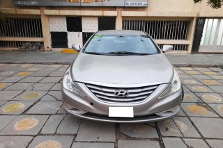 Hyundai Sonata model 2014