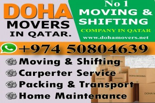 Qatar movers call 50804639