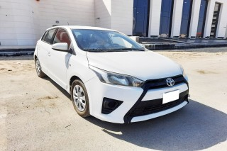 Toyota Yaris model 2015