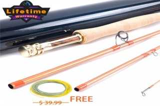 Skyhigh Gold Competition Professional Toray Fly Rod