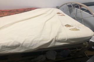 سرير ومراتب
