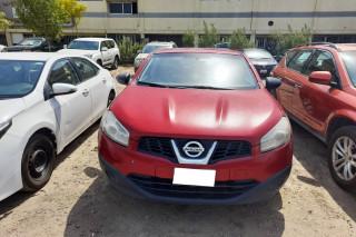 Nissan Qashqai model 2014