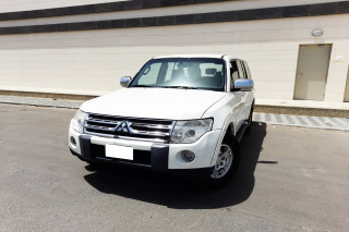 Mitsubishi Pajero 2009